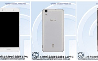 Honor 5A Plus specs revealed by GFX benchmark