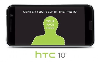 Show HTC how good your selfies skill are for a chance to win an HTC 10