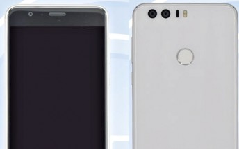 Huawei Honor 8 passes through TENAA