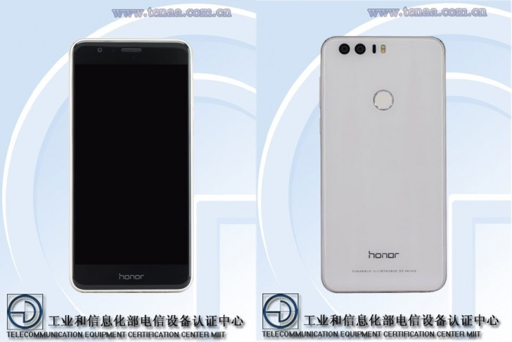Huawei Honor 8 ចេញរូបរាងពិតហើយ ជាមួយនឹងកាមេរ៉ាភ្លោះ