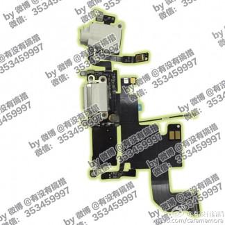 Lightning port assembly with headphone jack