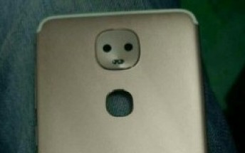 LeEco's future flagship to have a dual camera, spy shot reveals