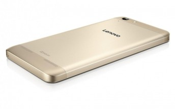 Lenovo launches Vibe K5 in India