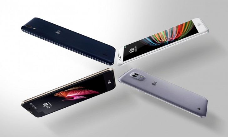 LG reveals four new additions to its X family of smartphones