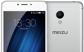 Meizu m3s announced, 16GB version to cost $106