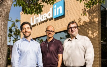 Microsoft to acquire LinkedIn for $26.2 billion