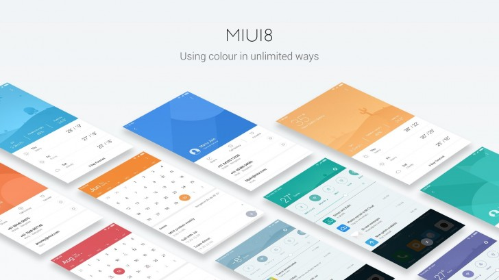 Xiaomi MIUI 8 Officially Announced; Features, Release Date, Compatible Devices