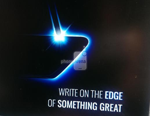 Galaxy Note 7 akan memiliki varian edge screen