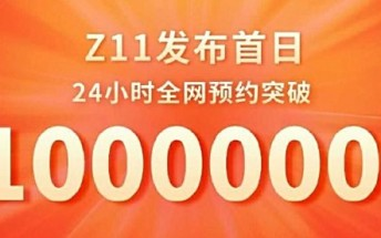 ZTE nubia Z11 scores a million registrations in less than a day