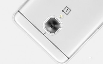More photos of the OnePlus 3 surface