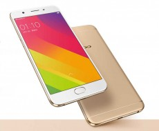 Oppo A59 official images