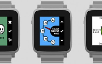 New Pebble app tells you what keeps you happy