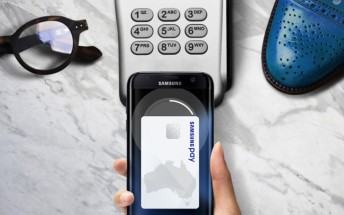 Samsung Pay lands in Australia, Citibank and Amex supported