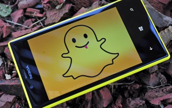 Snapchat for Windows Phone official app is in the works, Lumia Support says