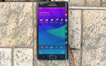 T-Mobile's Galaxy Note Edge receives Marshmallow update too