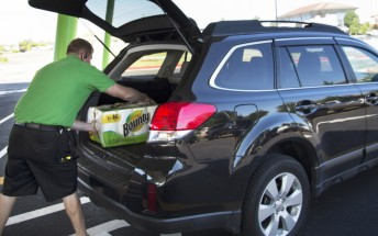Lyft and Uber are testing grocery deliveries with Walmart