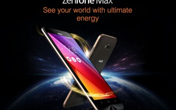 New ZenFone Max update brings Asus Power Master app