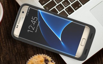 ZeroLemon's 8,500mAh battery case for Galaxy S7 edge is $60