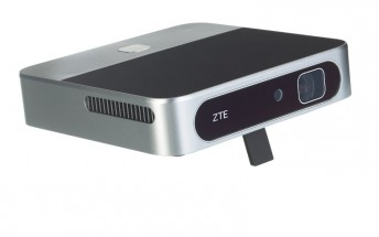 2 in 1 mobile hotspot and projector ZTE Spro 2 goes for $500 via T-Mobile