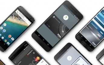 Android Pay's list of supported banks gets 45 new names