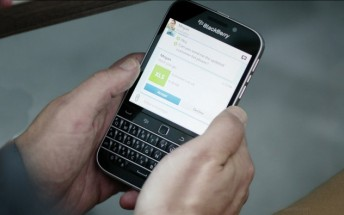 BlackBerry Classic�s discontinuation confirmed by the company