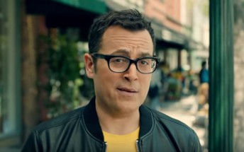 "Sprint released ads with ""Can you hear me now?"" guy from Verizon commercials"
