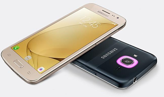 ពិតជាអស្ចារ្យមែន! Samsung Galaxy J2 (2016) ជាមួយនឹងមុខងារដ៏ពិសេស Smart Glow