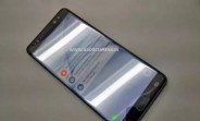Samsung Galaxy Note7 back with more leaked photos
