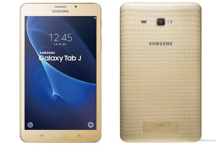 """Ngân sách 7 """"Samsung Galaxy Tab J công bố"""