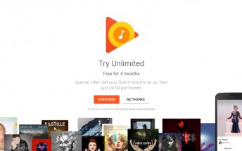 New Google Play and YouTube Red subscribers get first four months free