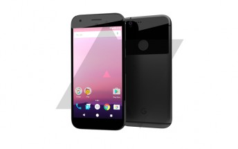 Mockup render portrays the two upcoming HTC Nexus smartphones
