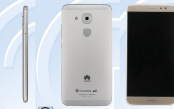 Unannounced Huawei Maimang 5 rolls through TENAA