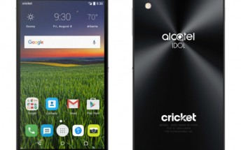alcatel Idol 4 exclusively lands at Cricket on August 5 with VR headset