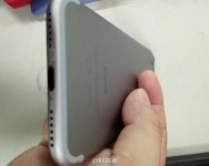 Alleged iPhone 7 back panel
