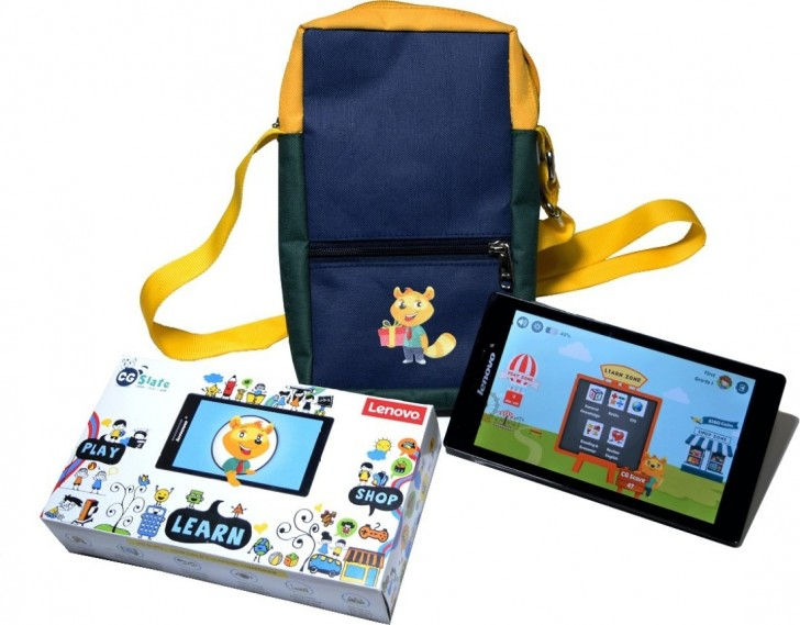The Lenovo CG Slate is a new education tablet for India ...