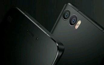 Alleged Xiaomi Mi 5s render leaks, reveals dual camera setup
