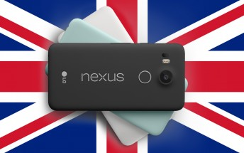 Nexus 5X (SIM-free) drops to £170 in the UK