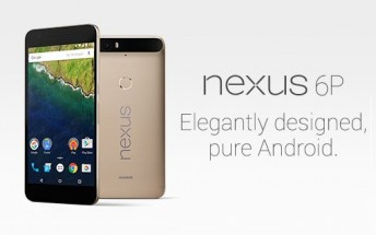 Huawei Nexus 6P 64GB discounted to $400, 128GB gets a deal too