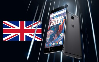 UK price of OnePlus 3 goes up to £329 after pound drops in value
