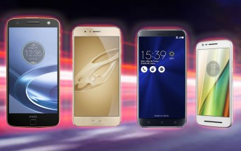Weekly poll results: Moto Z Force is phone of the week