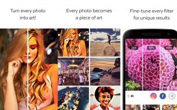 Prisma for Android comes out of beta, servers go down