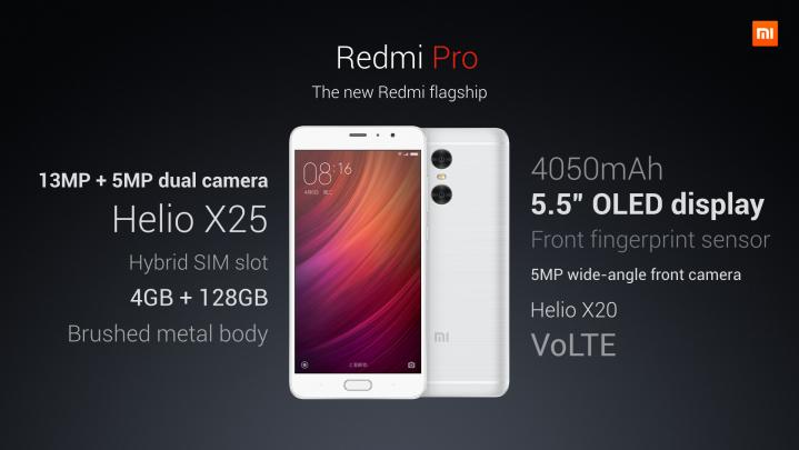 តើកំពូលស្មាតហ្វូនដ៏មានអានុភាព Redmi Pro របស់ក្រុមហ៊ុន Xiaomi មានអ្វីពិសេសខ្លះ ?