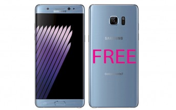 T-Mobile said to offer BOGO for Galaxy Note7