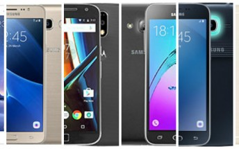 Top 10 phones of the week