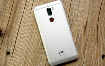 LeEco outs Cool 1 Dual phablet with a 13MP dual camera setup