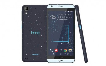HTC Desire 530 is now available online at Verizon