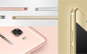 Now Samsung Galaxy C5 Pro appears in Zauba listing