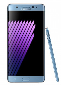Samsung Galaxy Note7: Blue Coral
