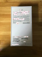 Alleged iPhone 6 SE box: back view