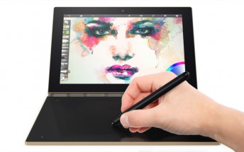 Lenovo Yoga Book is official with a unique Halo Keyboard with Windows or Android